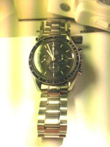 Omega Moonwatch dopo il restauro - 1