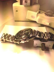 Omega Moonwatch dopo il restauro - 2