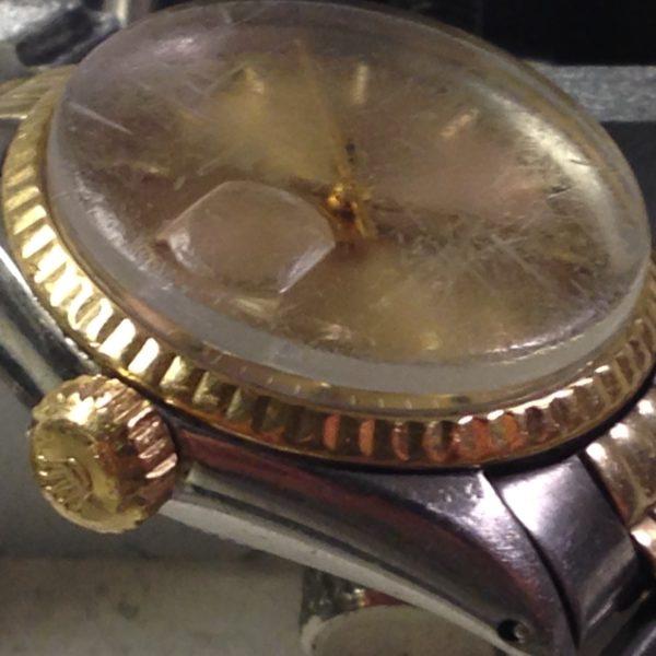 Revisione e restauro Rolex 6517