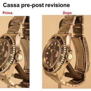 Tudor Submariner cassa Rolex