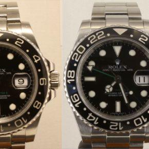 Restauro Rolex GMT Master II: è sempre lui…